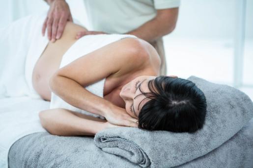 Ostéopathe femme enceinte Dunkerque